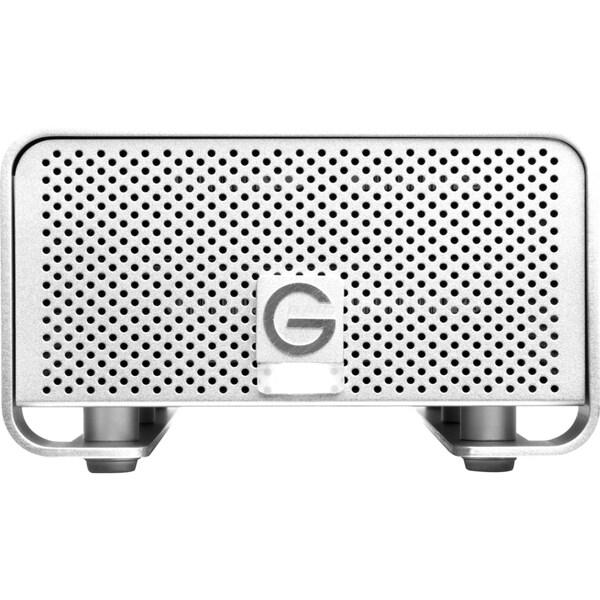 G-Technology G-RAID GRADU3PB40002BDB DAS Array - 2 x HDD Supported -