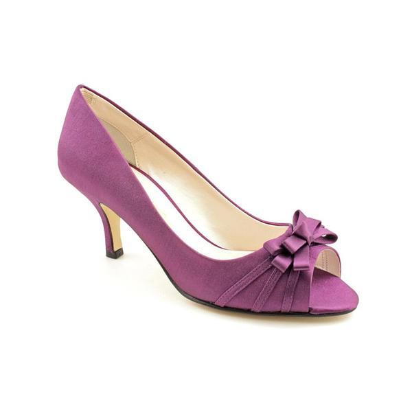 Caparros Women's 'Violetta' Satin Dress Shoes (Size 8.5)