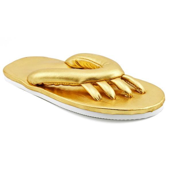 Pedi Couture Women's 'Pedic' Man-Made Sandals (Size 5)
