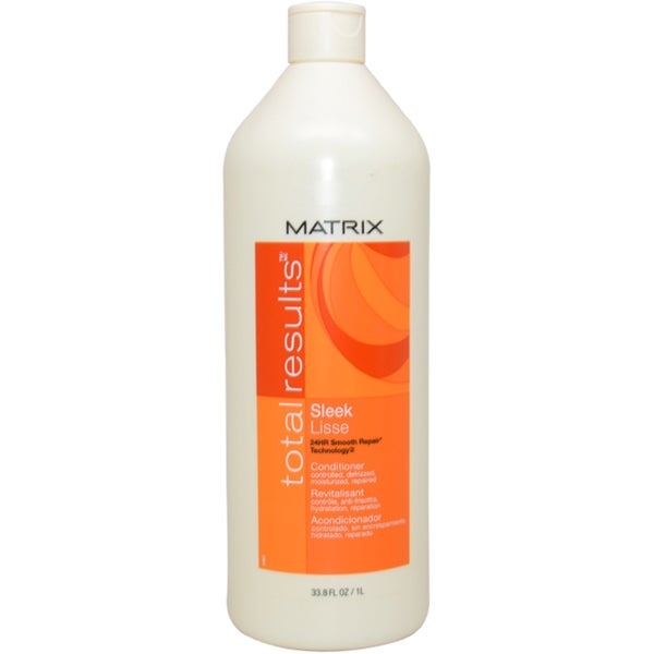 Matrix Total Results Sleek 33.8-ounce Conditioner