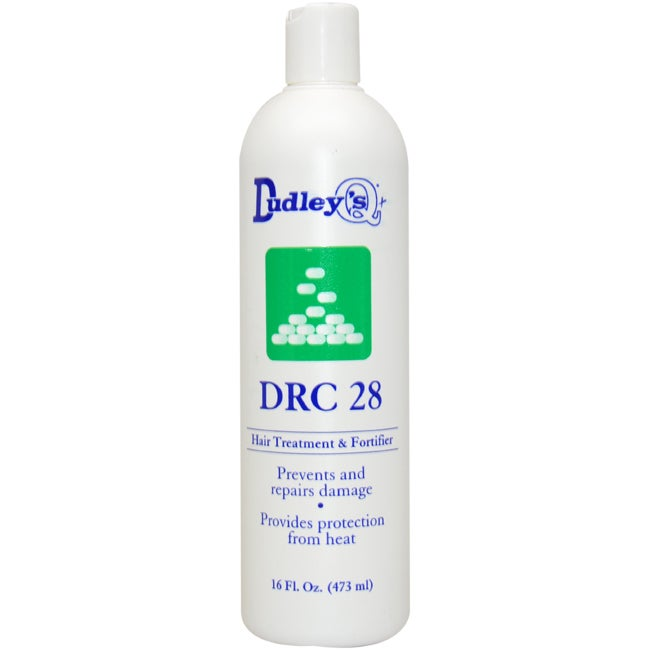 Dudley's DRC 28 Hair Treatment & Fortifier 16-ounce Treat...