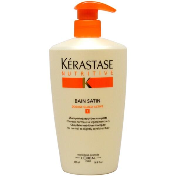 Kerastase Nutritive Bain Satin 1 16.9-ounce Shampoo