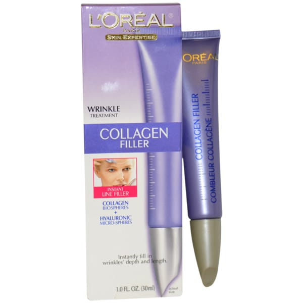 L'Oreal Collagen Filler 1-ounce Wrinkle Treatment