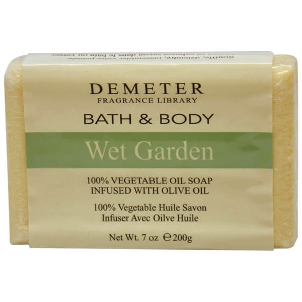 Demeter 'Wet Garden' 7-ounce Soap