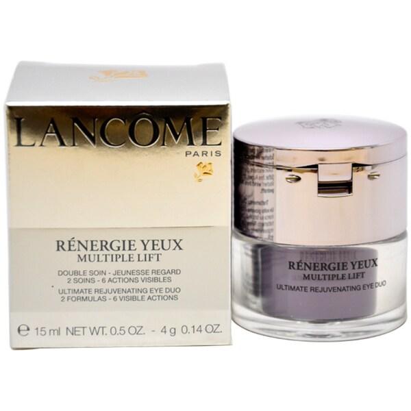 Lancome Renergie Yeux Multiple Lift Ultimate Rejuvenating Duo Cream