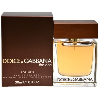Dolce & Gabbana 'The One' Men's 1-ounce Eau de Toilette Spray