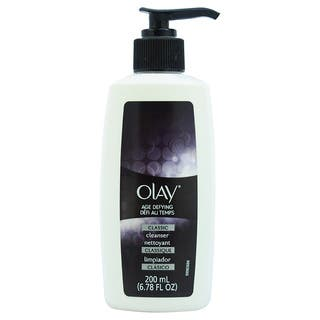 Olay Age Defying Daily Renewal 6.78-ounce Cleanser|https://ak1.ostkcdn.com/images/products/7466928/P14915059.jpg?impolicy=medium