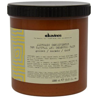 Davines Alchemic Golden 33.8-ounce Conditioner