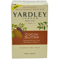 Yardley Cocoa Butter 4.25-ounce Soap