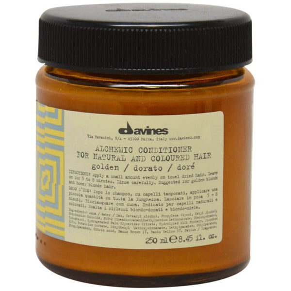 Davines Alchemic Golden 8.45-ounce Conditoner