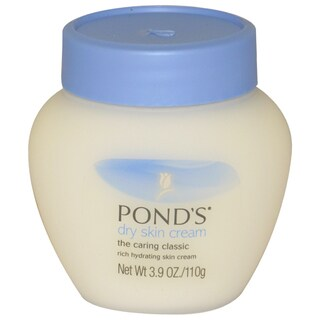 Pond's Dry Skin Cream The Caring Classic 3.9-ounce Cream