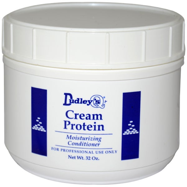 Dudley's Cream Protein Moisturizing 32-ounce Conditioner