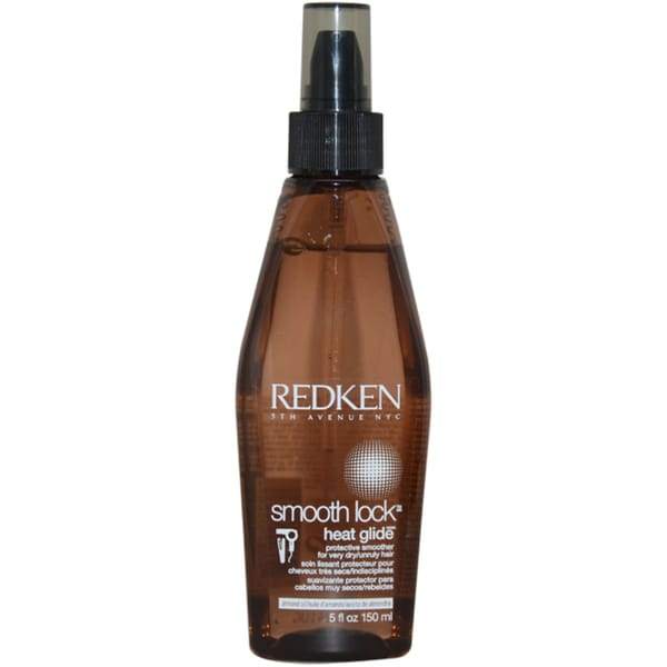 Redken Smooth Lock Heat Glide 5-ounce Serum