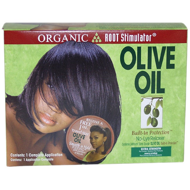 Organic Extra Strength Root Stimulator Olive (Green) Oil ...