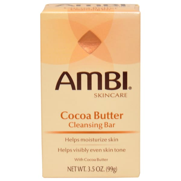 Ambi Cocoa Butter 3.5-ounce Cleansing Bar