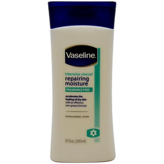 Vaseline Intensive Rescue Moisture 10-ounce Body Lotion