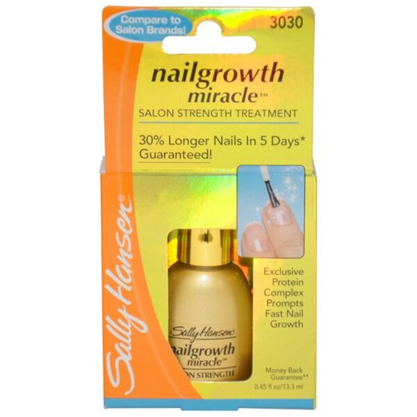 Sally Hansen Nailgrowth Miracle 3030