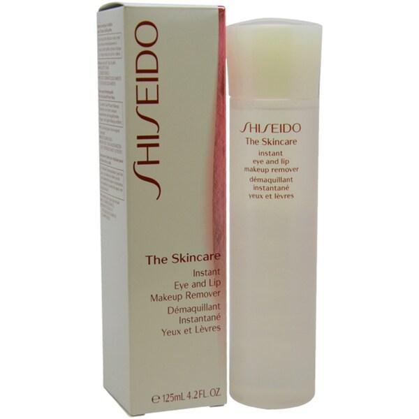 Shiseido TS Instant Eye and Lip 4.2-ounce Makeup Remover