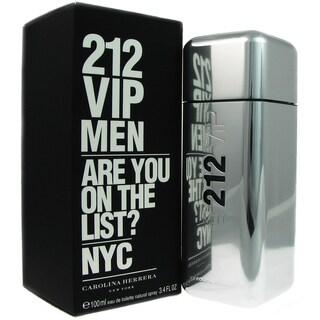 Carolina Herrera 212 VIP Men's 3.4-ounce Eau de Toilette Spray