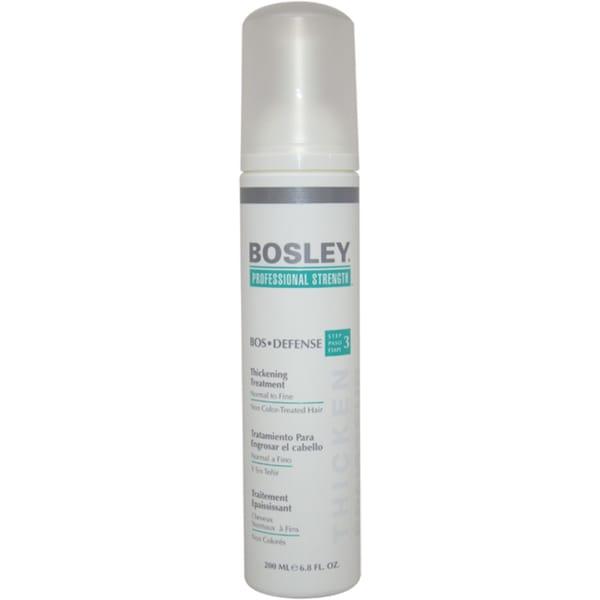 Bosley Bos-Defense Thickening 6.8-ounce Hair Treatment