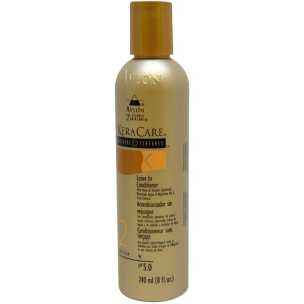 Avlon KeraCare 8-ounce Leave-In Conditioner