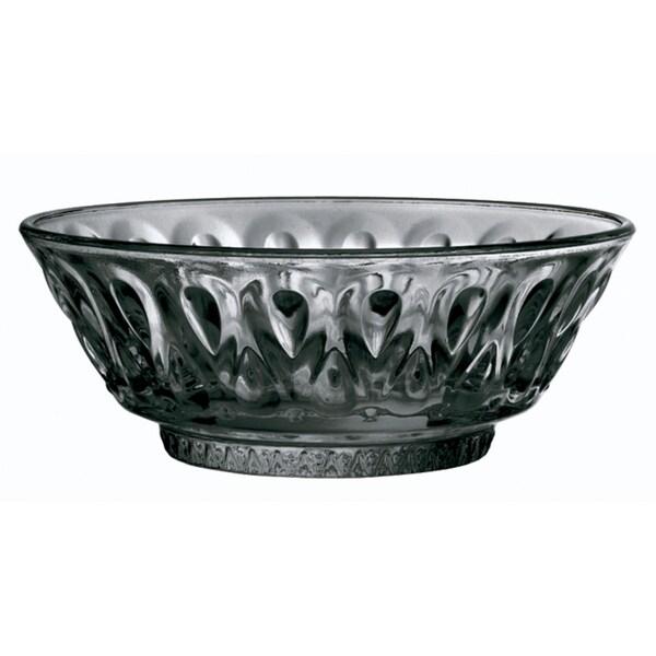 La Rochere 6 piece Lyonnais Charcoal Dessert Bowl Set