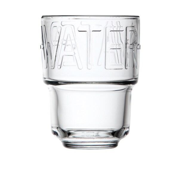 La Rochere Clear 'Water' 6-piece Glass Set