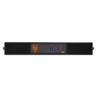Fanmats MLB New York Mets Rubber Drink Mat