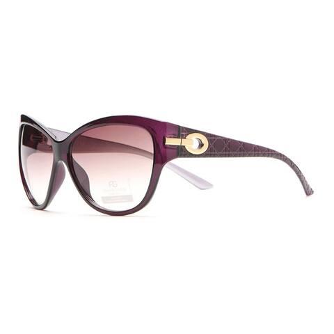Anais Gvani Women's Sunglasses Quilted Texture Sunglasses