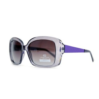 DASEIN by Anais Gvani Women's Square Quilted Texture Sunglasses