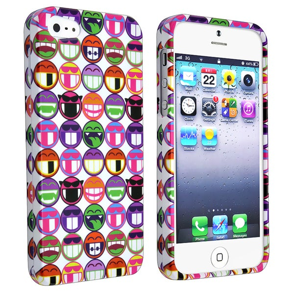BasAcc Smile Redux Snap-on Case for Apple® iPhone 5