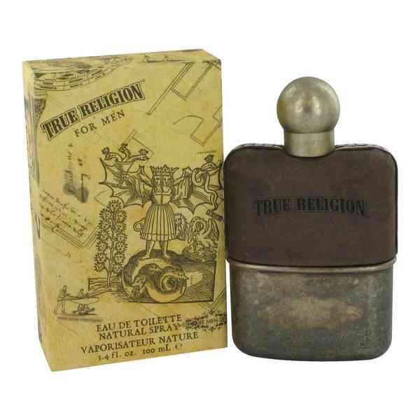 True Religion Men's 1.7-ounce Eau de Toilette Spray