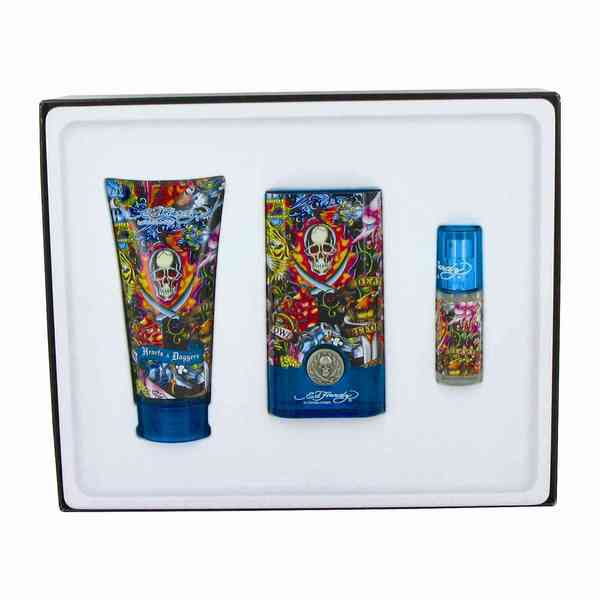 Ed Hardy Hearts & Daggers Men's Gift Set