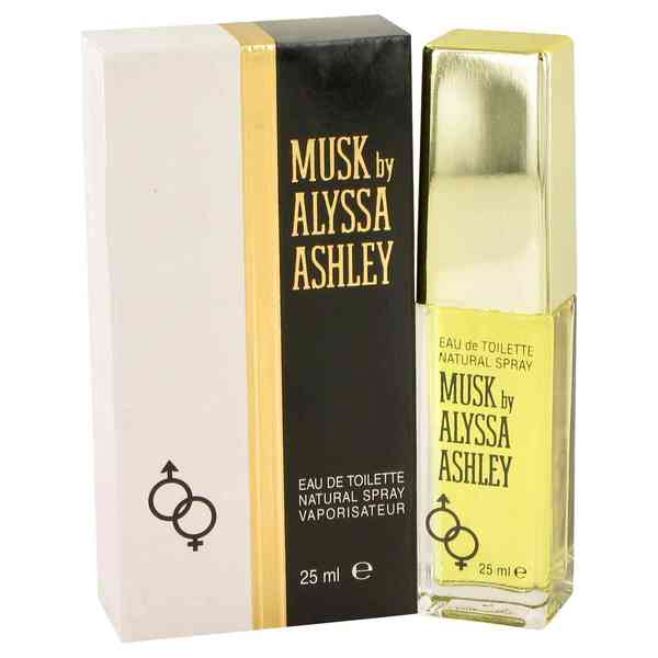 Alyssa Ashley Musk Women's 0.85-ounce Eau de Toilette Spray
