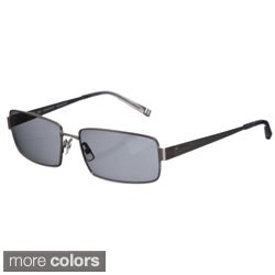 Tumi Men's 'Tobin' Stainless Steel Sunglasses