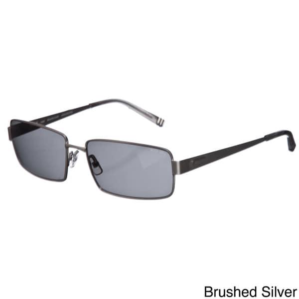 Tumi Men's 'Tobin' Stainless Steel Sunglasses