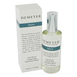 Demeter Snow Women's 4-ounce Cologne Spray