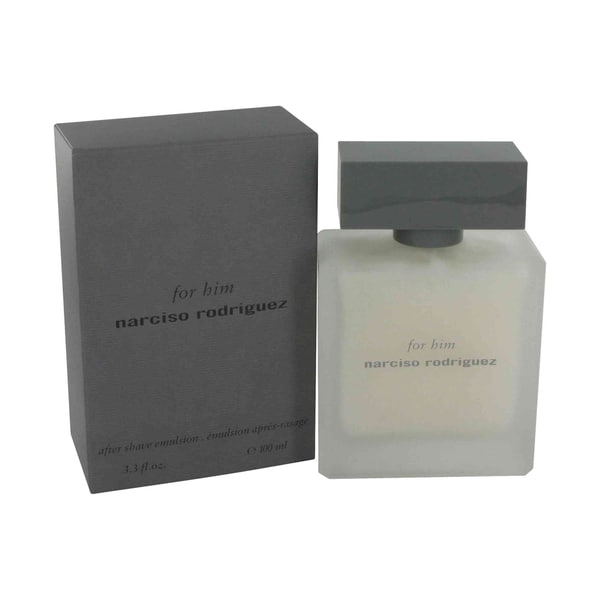 Narciso Rodriguez Men's 3.4-ounce After Shave Emulsion
