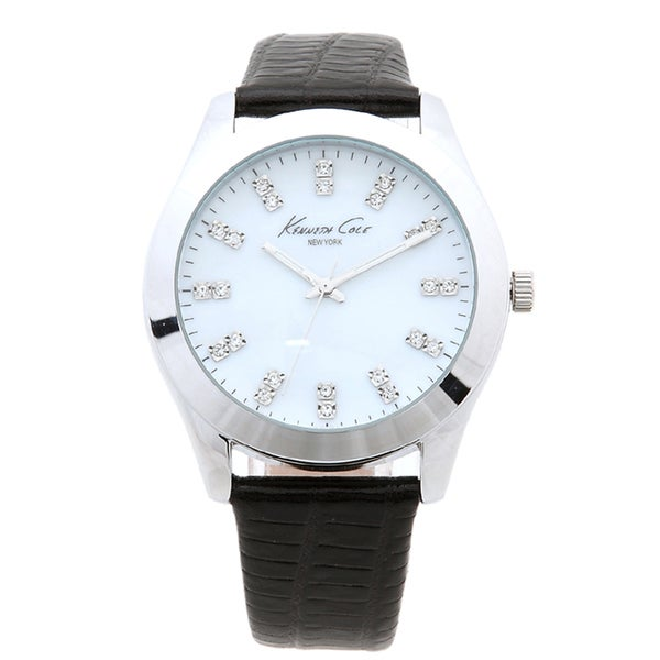 Kenneth Cole Women's New York Crystal Watch