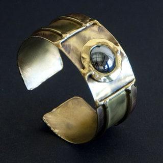 Shine On Hematite Cuff (South Africa)