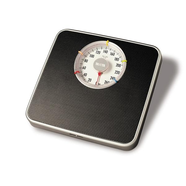 Tanita HA-621 Black Dial Weight Scale