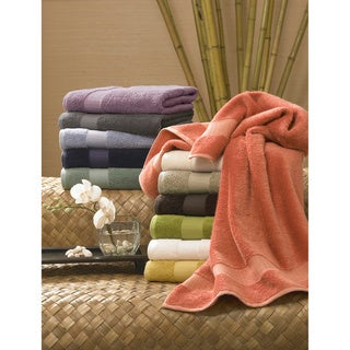 650 GSM Rayon from Bamboo and Cotton 6-piece Towel Set