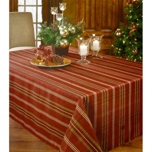 Christmasville Tablecloth (52'' x 70'')