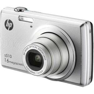 HP 16 Megapixel Compact Camera