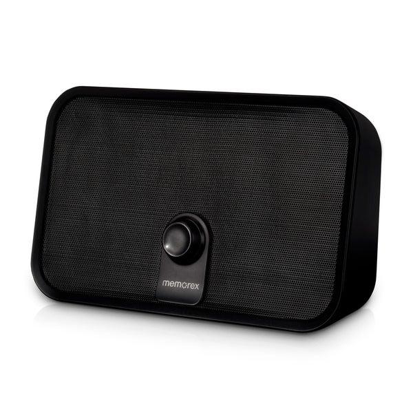 Memorex MW550 2.0 Speaker System - 4 W RMS - Wireless Speaker