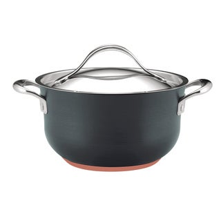 Anolon Nouvelle Copper 4-quart Covered Casserole