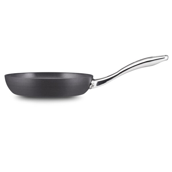 EarthPan Hard-anodized Light Grey 10-inch Skillet