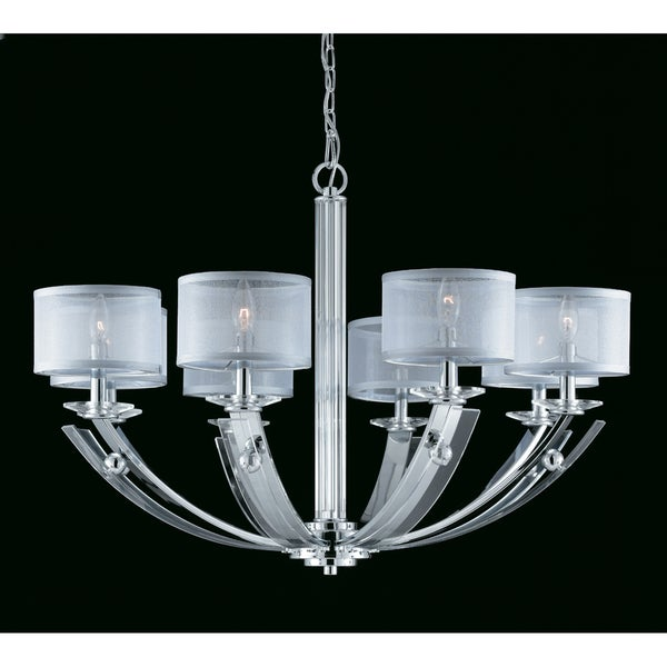 Triarch International 8-light Chandelier