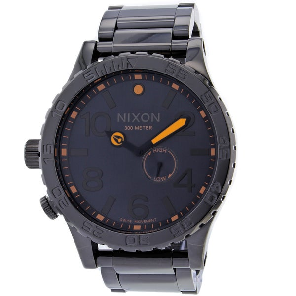 Nixon Men's Stainless Steel 51-30 Tide Watch