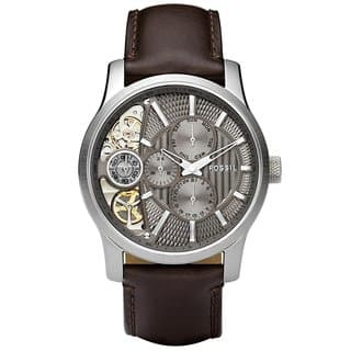 Fossil Men's Stainless Steel 'Twist' Automatic Watch|https://ak1.ostkcdn.com/images/products/7468470/P14916298.jpg?impolicy=medium